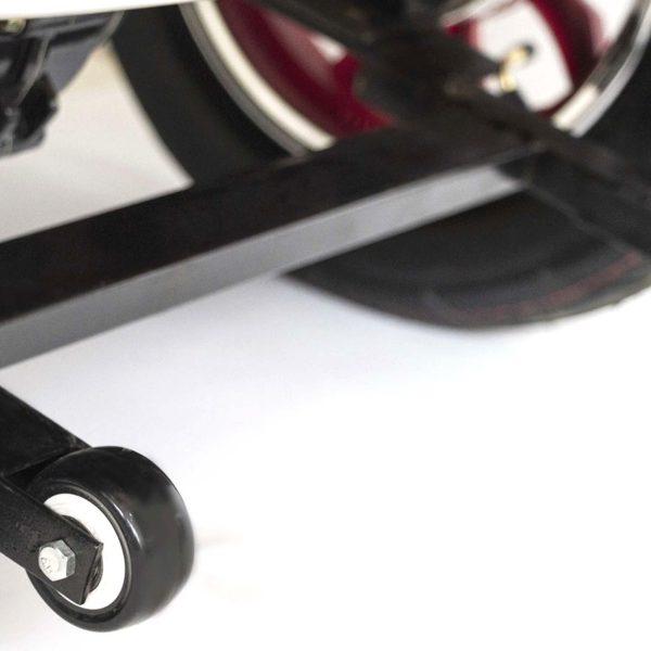 Triporteur Électrique Roadstar – Roues de support arrières
