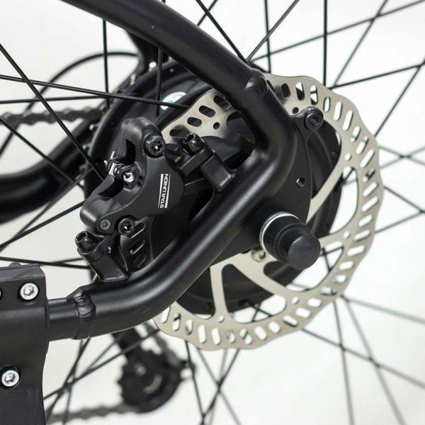 Vélo Électrique Manchester 36 Volts - Moteur 350 Watts
