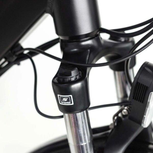 Vélo Électrique Manchester avec suspension