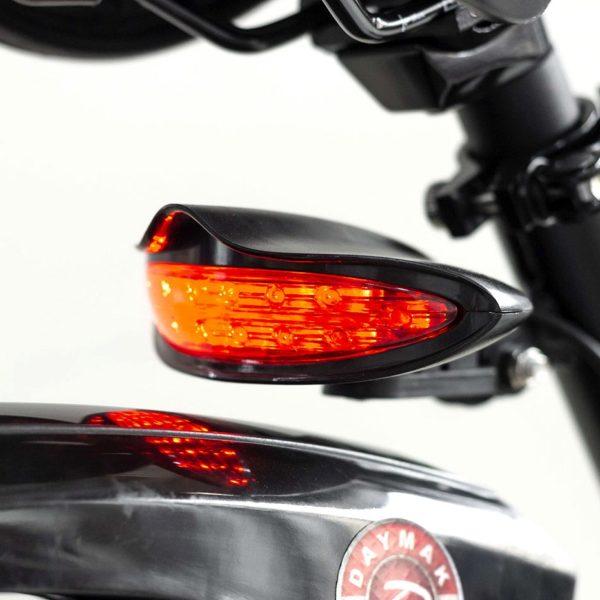 Vélo Électrique Manchester avec lumière à freins