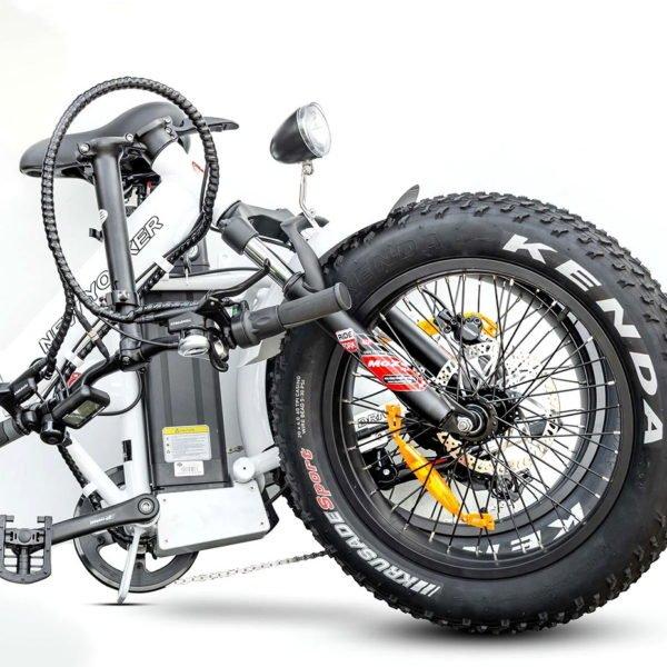 Vélo électrique New Yorker FB pliable