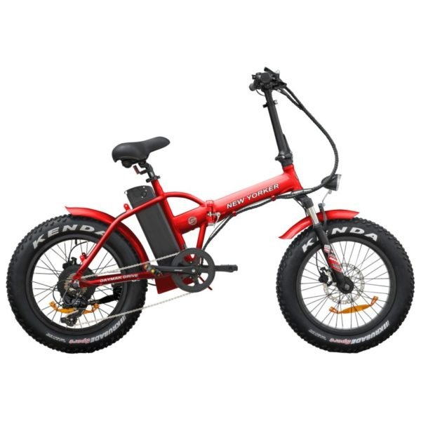 E-bike New Yorker Fat Bike