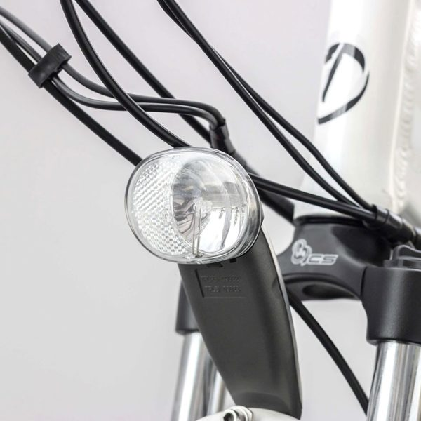 Vélo électrique Paris 20Ah avec une Lumière avant