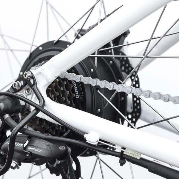Vélo électrique Vermont 20Ah - Moteur