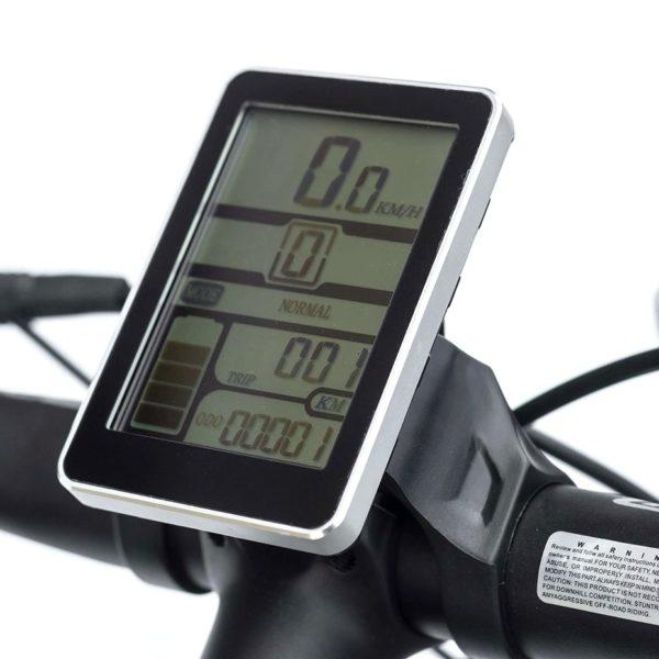 Vélo électrique Vermont 20Ah avec Odomètre numérique