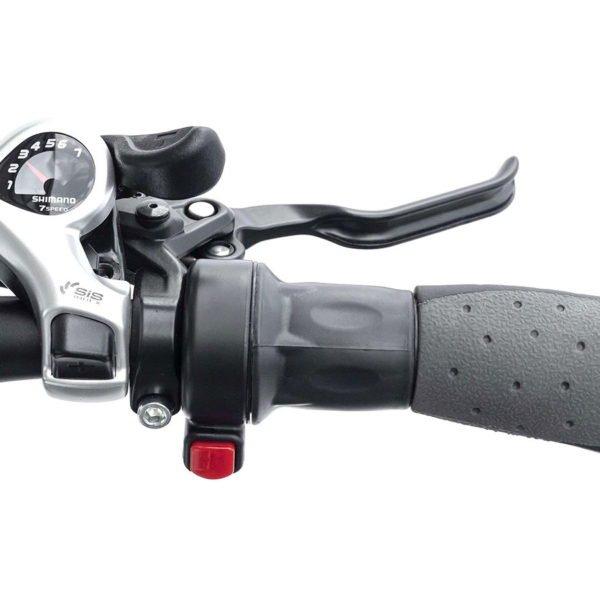 Vélo électrique Vermont 20Ah – Poignée droite