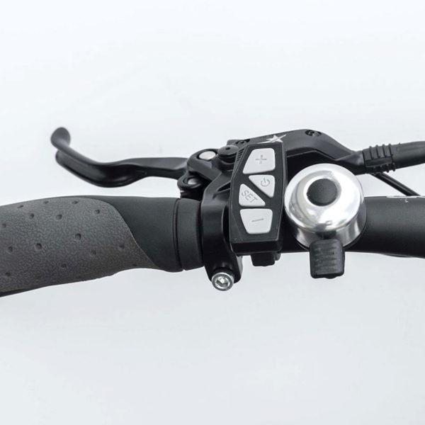 Vélo électrique Vermont 20Ah – Poignée gauche