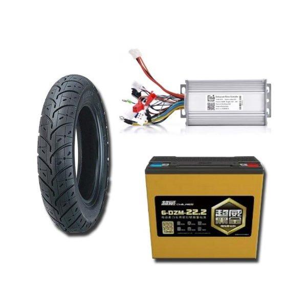Pièces et Accessoires pour véhicules électriques à vendre