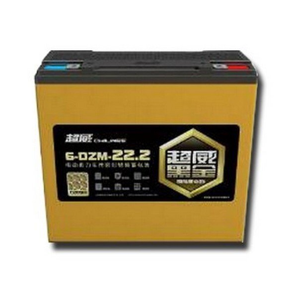 Batterie Chilwee Power Black Gold Graphene 12V - 22.2Ah
