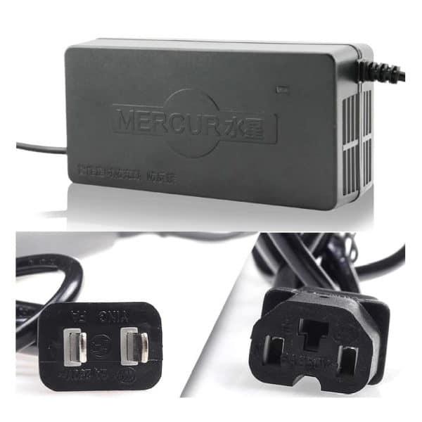 Chargeur électrique 36V 1.6Ah Acide-Plomb
