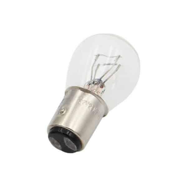 Ampoule 12 Volts avec 2 intensités d'éclairage