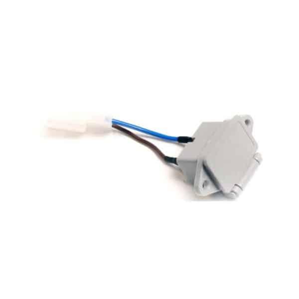 Port de recharge avec fil pour véhicules électriques