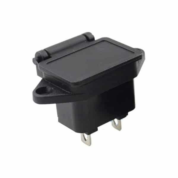 Port de recharge sans fil pour véhicules électriques