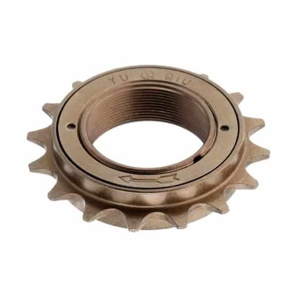 Pièce roue libre dentée droite (Free Wheel)
