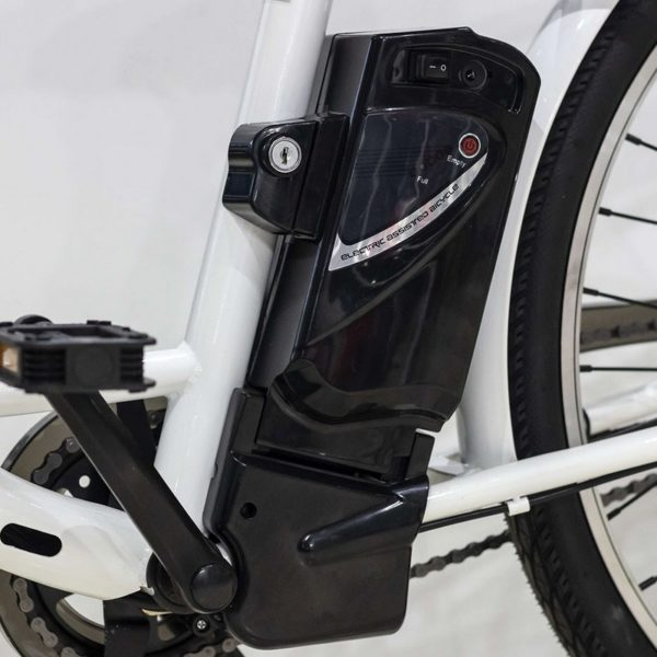 Vélo électrique Paris 36V - Batterie lithium-ion