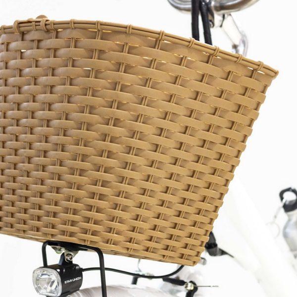 Bicyclette électrique Paris 36V – Panier de rangement