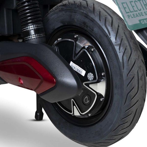Scooter électrique Vienna 84V – Moteur roue arrière