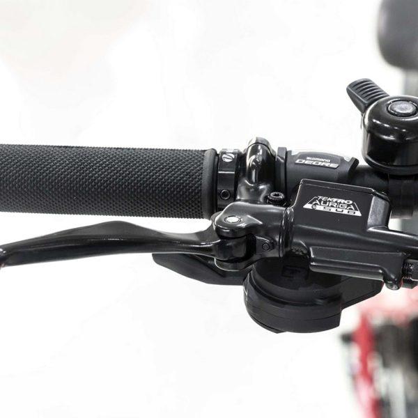 Vélo électrique Calgary – Accélérateur