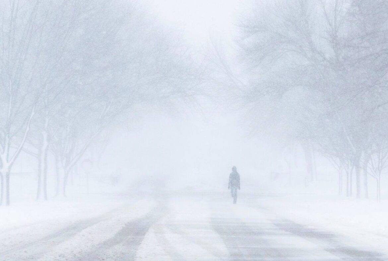 Le Québec sous la neige et le froid