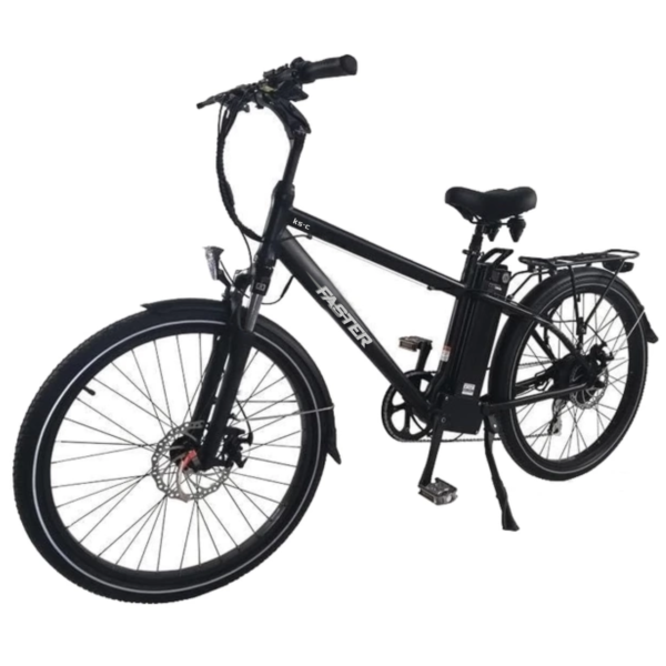 Vélo à assistance électrique modèle KS-C - Profil gauche