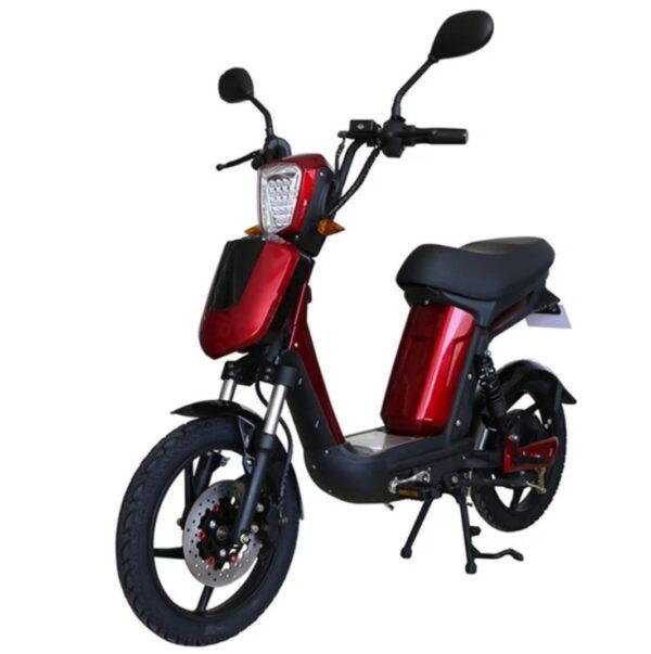 Velo scooter électrique modèle Écolo Lithium