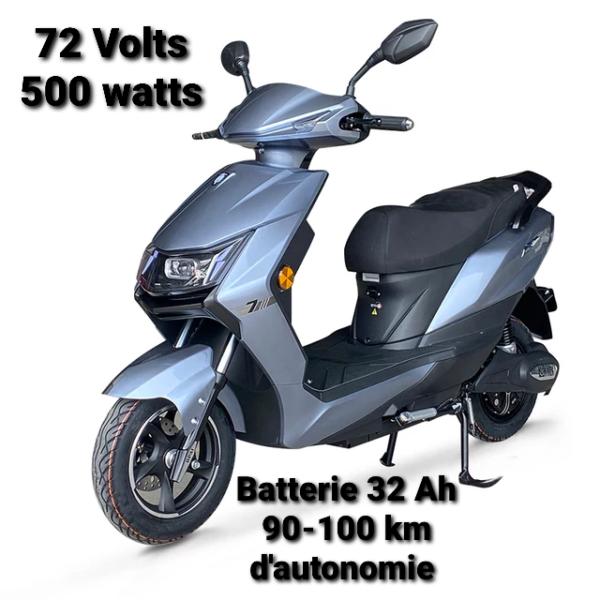 Velo scooter électrique FASTER KZ