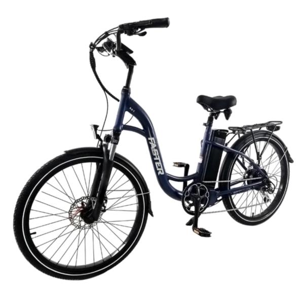 Bicyclette à assistance électrique modèle KS-I - Profil