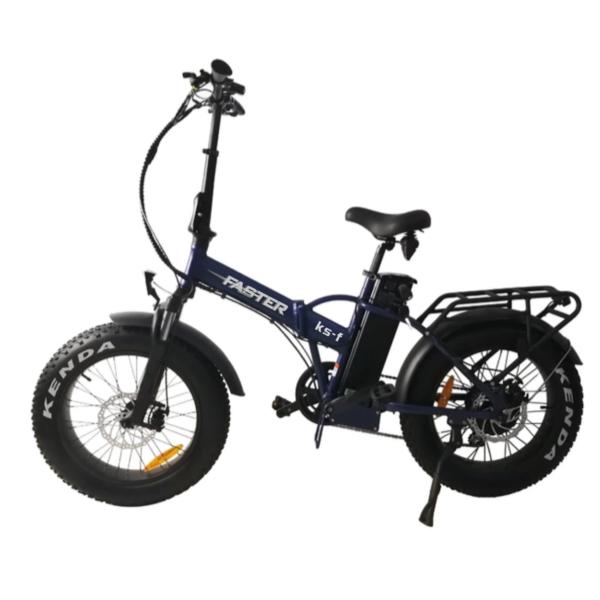 Fat Bike électrique et pliable modèle KS-F