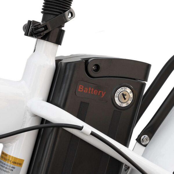 Vélo Fat Bike électrique Max – Batterie