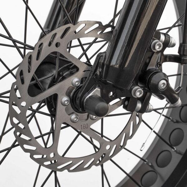 Bicyclette électrique Max - Frein