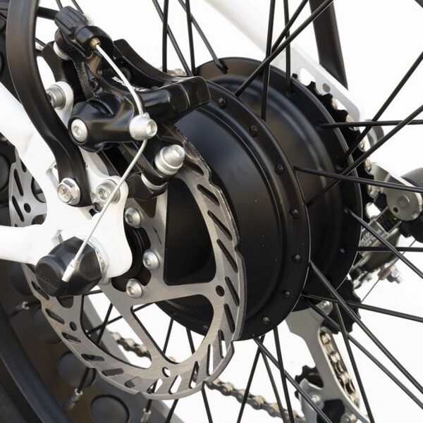 Vélo Fat Bike électrique Max – Moteur