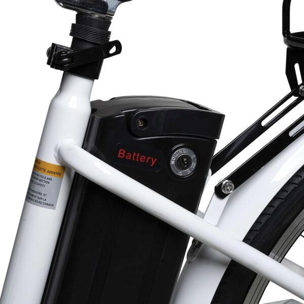 Vélo électrique Milan – Batterie