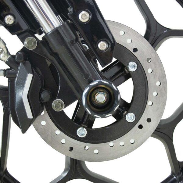 Scooter électrique sport EM4 – Freins