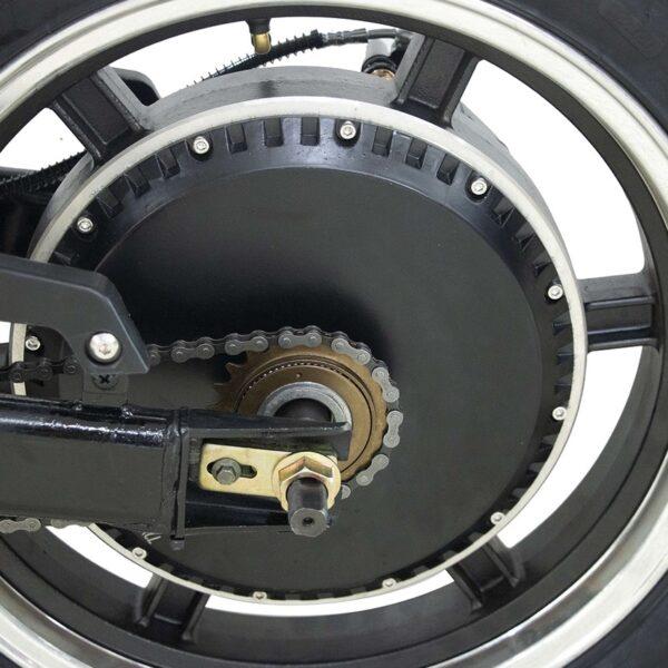Scooter électrique EM4 (De type moto sport) – Moteur 500W